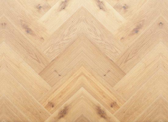 wood background banner wide panorama - top view of wooden solid wood flooring parquet laminate brushed oak country house floorboard bright herringbones / fish bone
